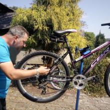 NHS Free Bike Servicing