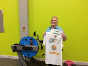 Mandy2 Hyndburn Leisure your mile your way 160518