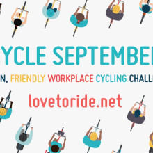 Love to Ride - Cycle September